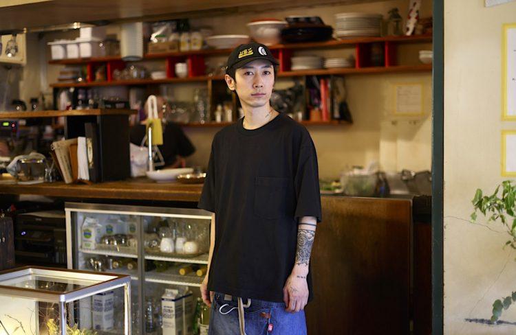カフェ スタッフ  | 加藤聖也