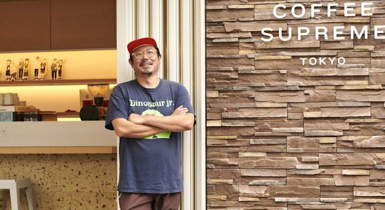 COFFEE SUPREME JAPAN 代表取締役社長 | 松本 浩樹