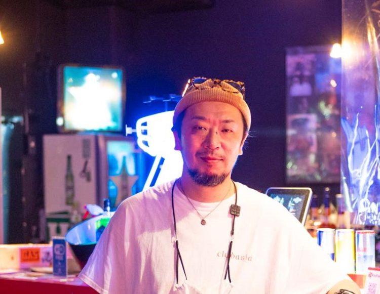 鈴木将 (clubasia 部長 / 店長)