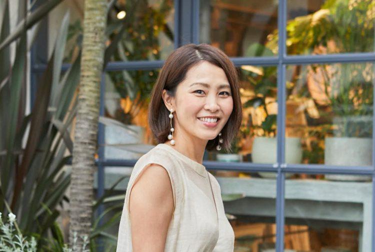 坂元 美香 (モデル)