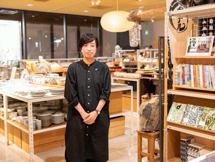 d47 design travel store 店長 | 門脇 万莉奈