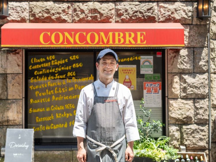 渋谷の人気フランス料理店、料理長の素顔   奥村憲治