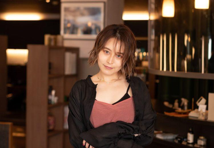西恵利香 (アーティスト/タレント/モデル)