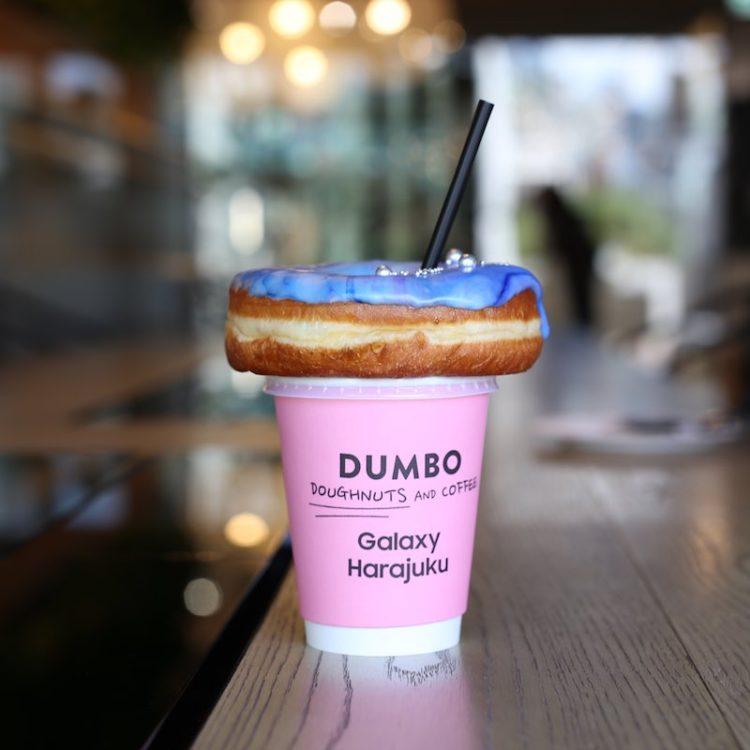 DUMBO ドーナツ&コーヒー (原宿にある、オシャレなNY発ドーナツカフェ)