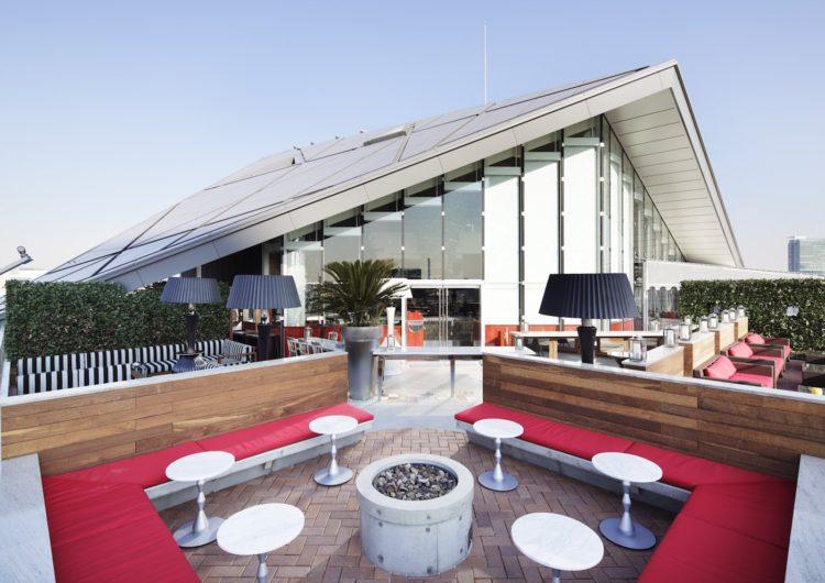 代官山のオシャレなレストラン。景色も抜群。 | アシエンダ デル シエロ