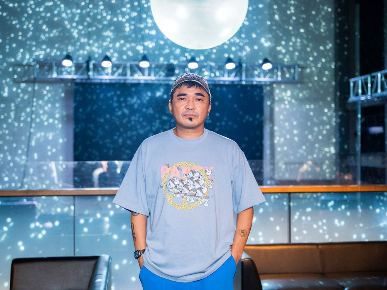 電気グルーヴ/DJ/プロデューサー/リミキサー   石野卓球
