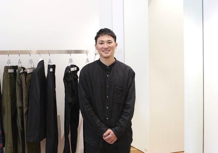 SOPH.ミヤシタパーク店サブマネージャー | 野村秀樹
