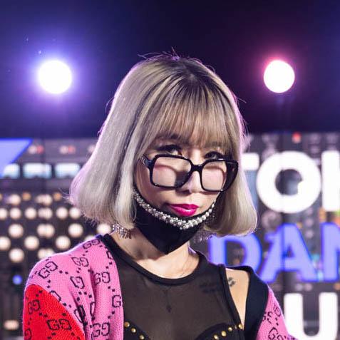 Naz Chris (DJ / 活動家 / J-WAVE「TOKYO M.A.A.D SPIN」ナビゲーター )