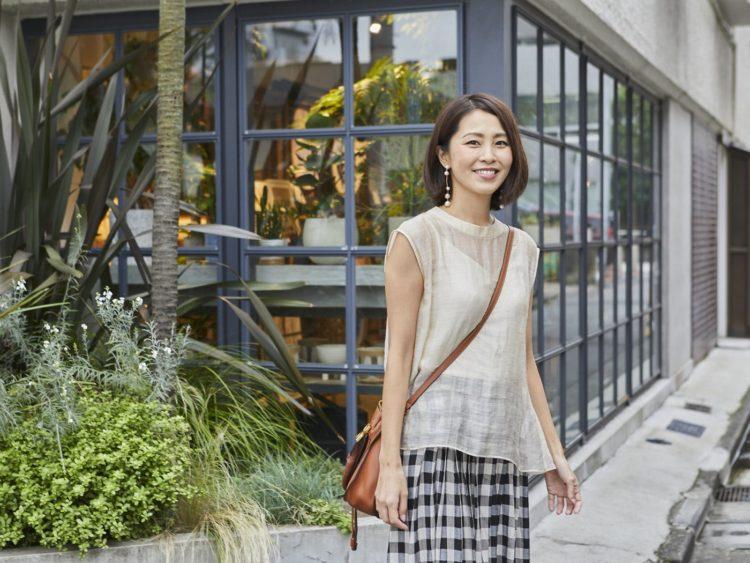 モデル | 坂元 美香
