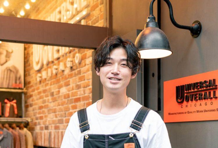 鶴岡正也 (オーバーオール店長)