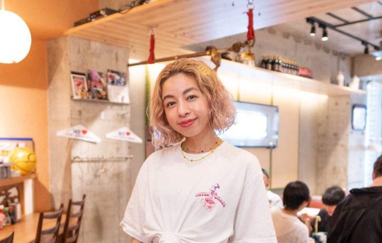 笹岡莉紗 (ローズ バッド プレス/ ドリームカラーデポ ディレクター)