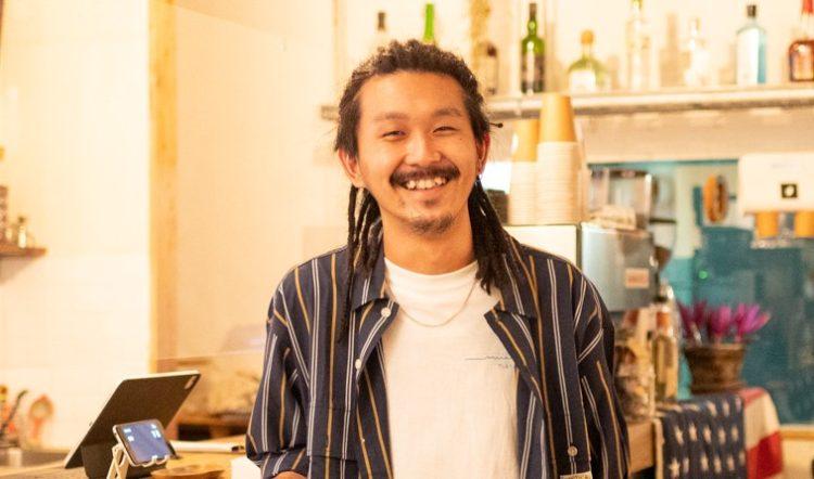 井上大和 (ホステル・カフェ スタッフ)