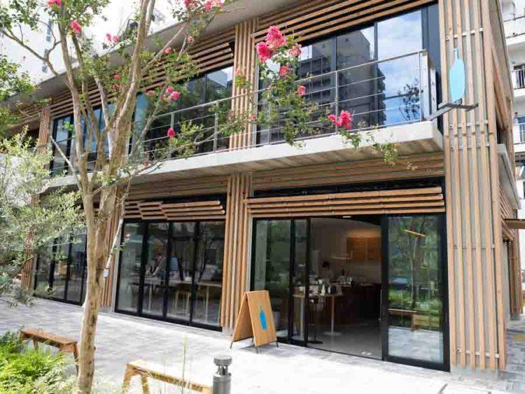 | ブルーボトルコーヒー渋谷カフェ